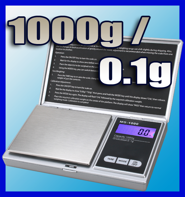 1000g-0-1g-Feinwaage-Kuechenwaage-Digital-Waage-MS