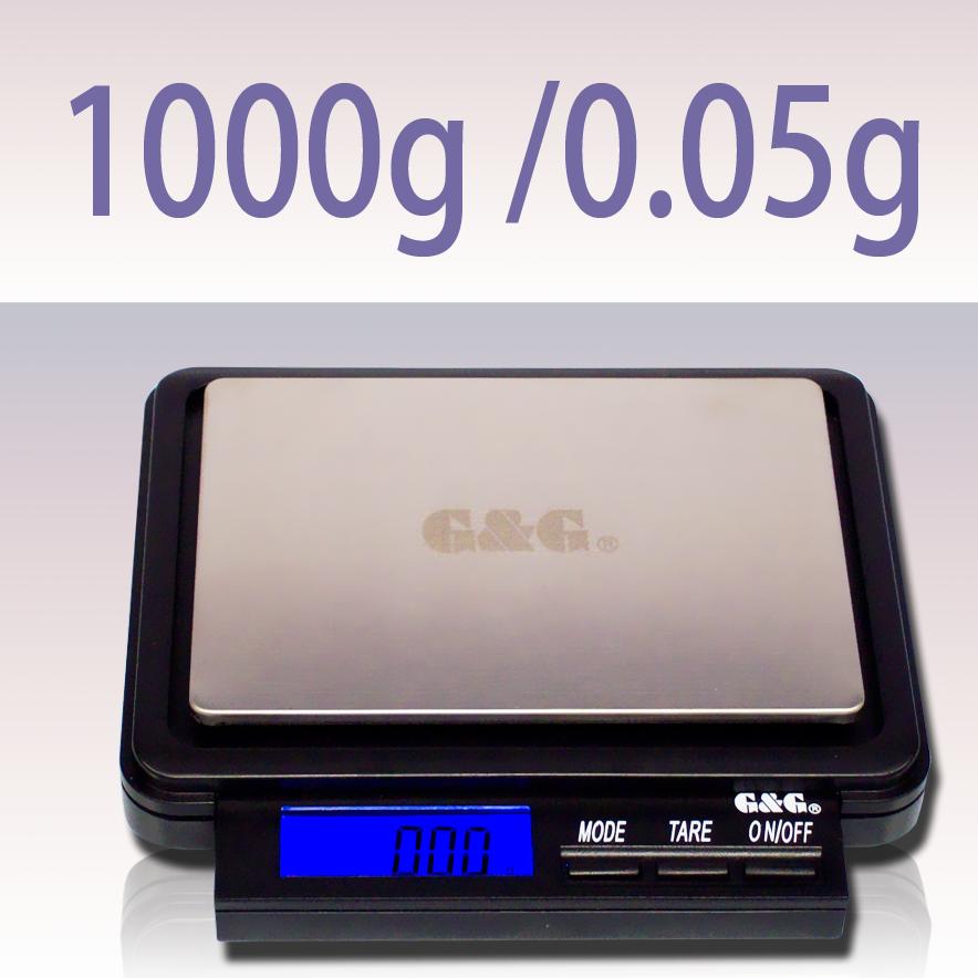 1000g-0-05g-Feinwaage-Digital-Waage-Goldwaage-Waage-F